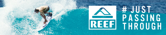 REEF BANNER