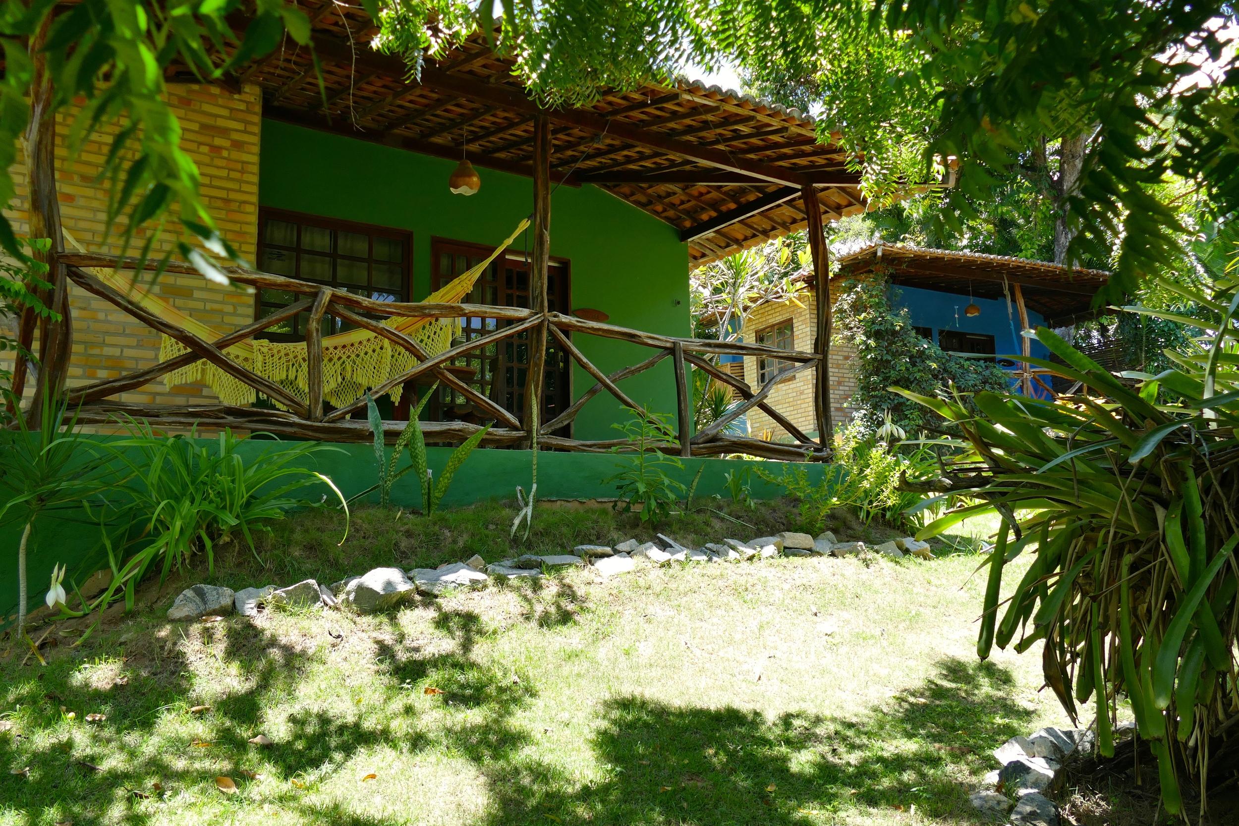 Bungalows Sossego Surfcamp