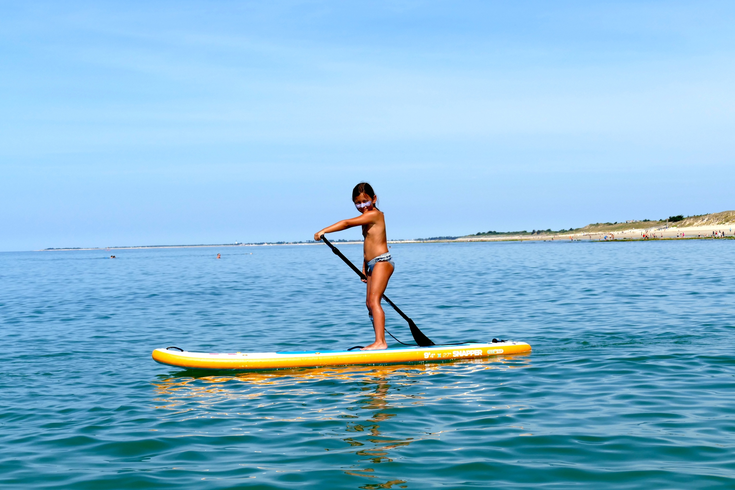 ecole de Stand Up Paddle ile de Ré