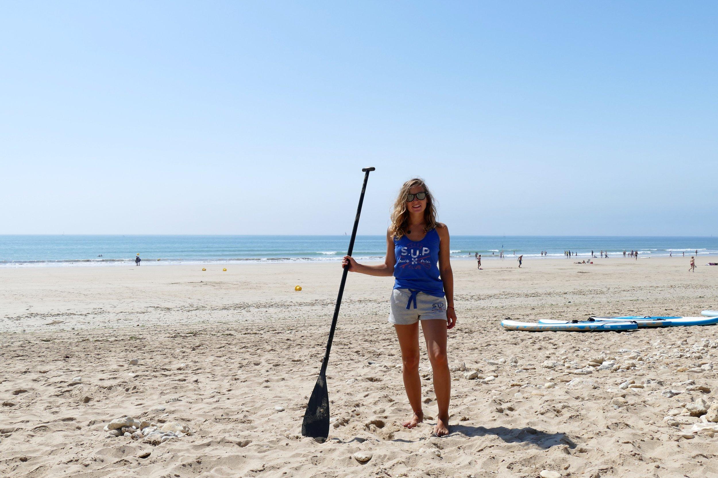 Oxbow Stand Up Paddle Club sur l'Ile de Ré