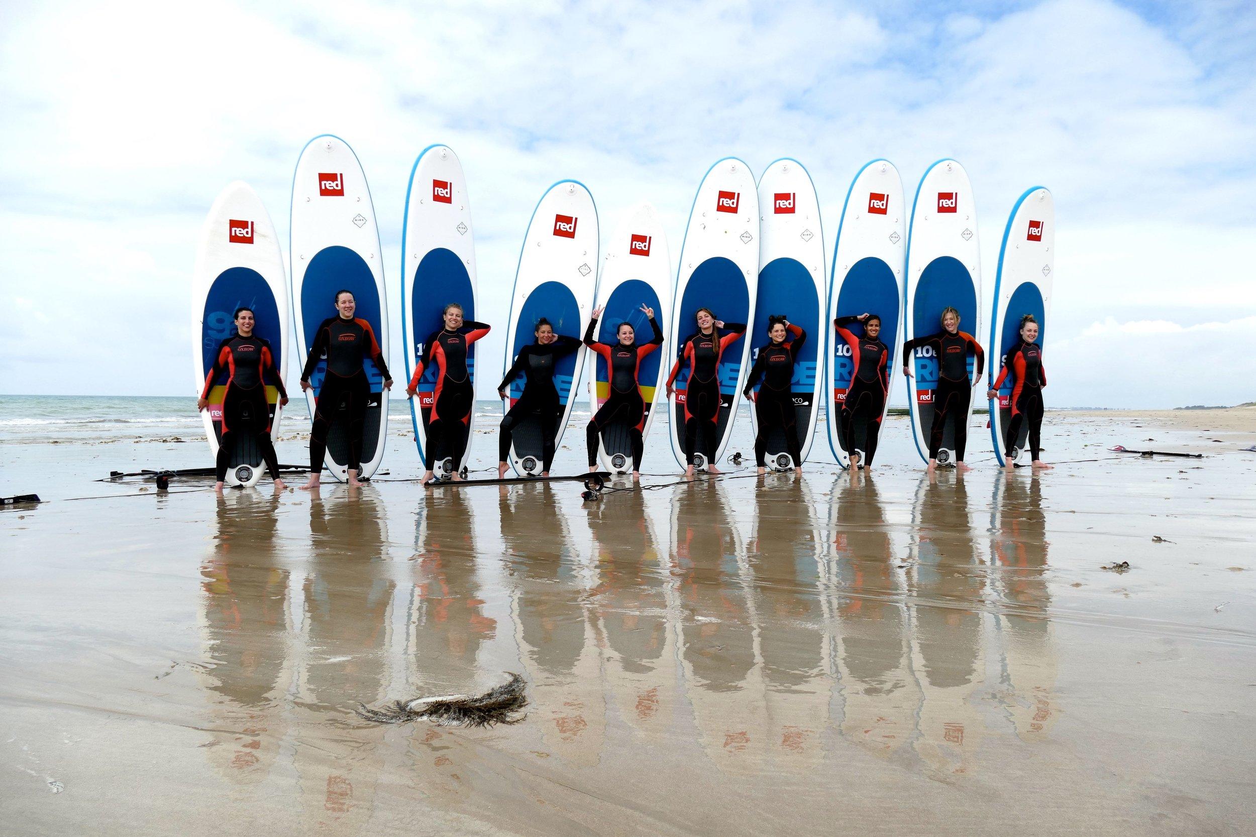 Accueil groupe stand up paddle ile de ré papaï paddle (4).jpg