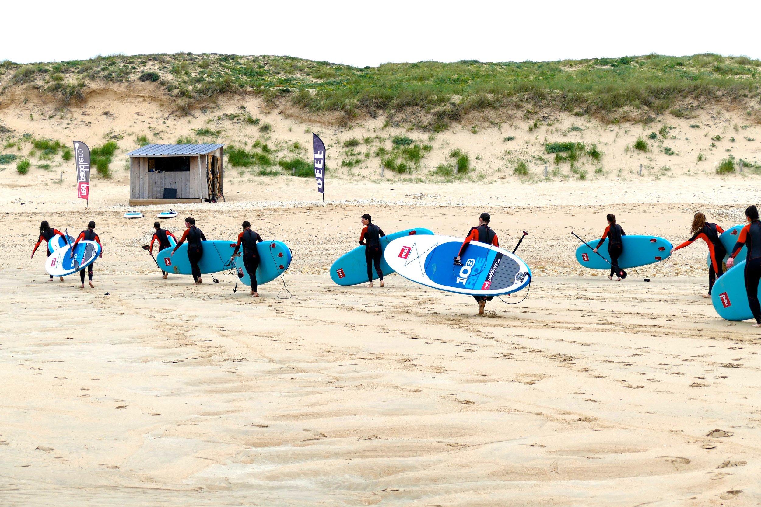 Accueil groupe stand up paddle ile de ré papaï paddle (2).jpg