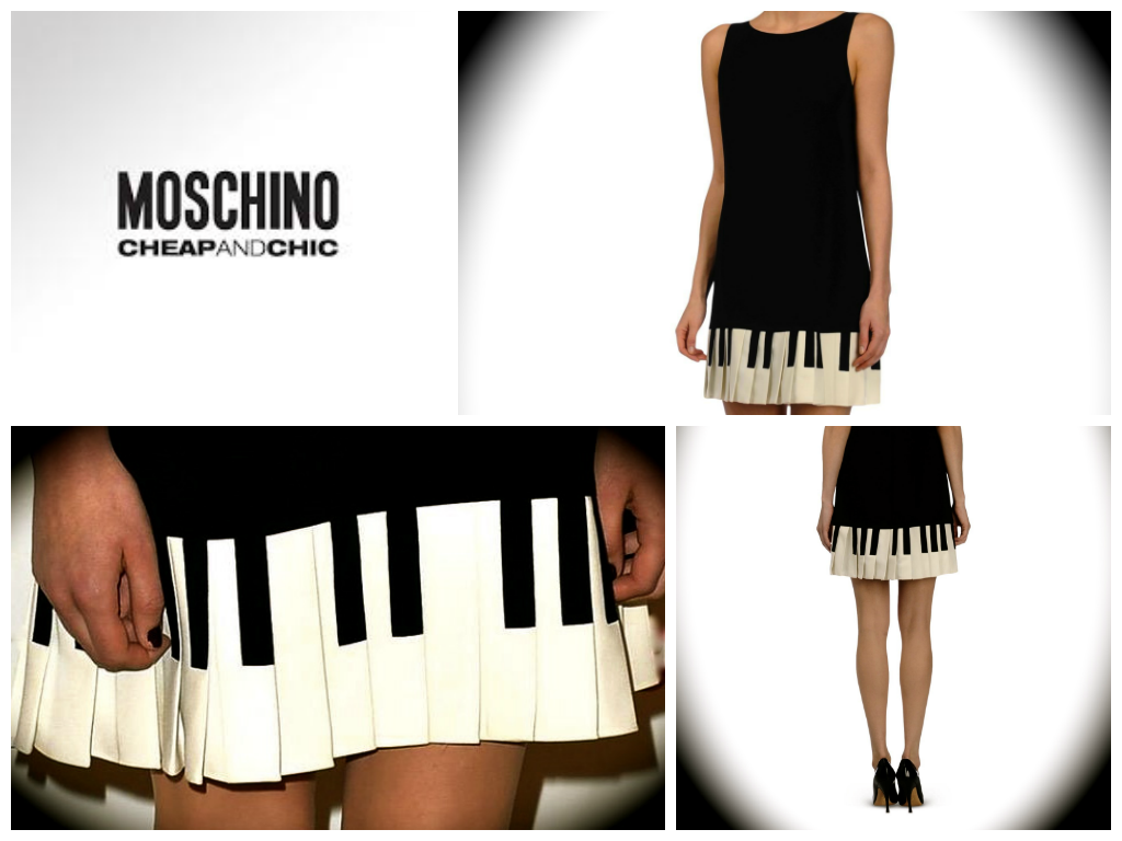 moschino-cheap-and-chic-piano-dress