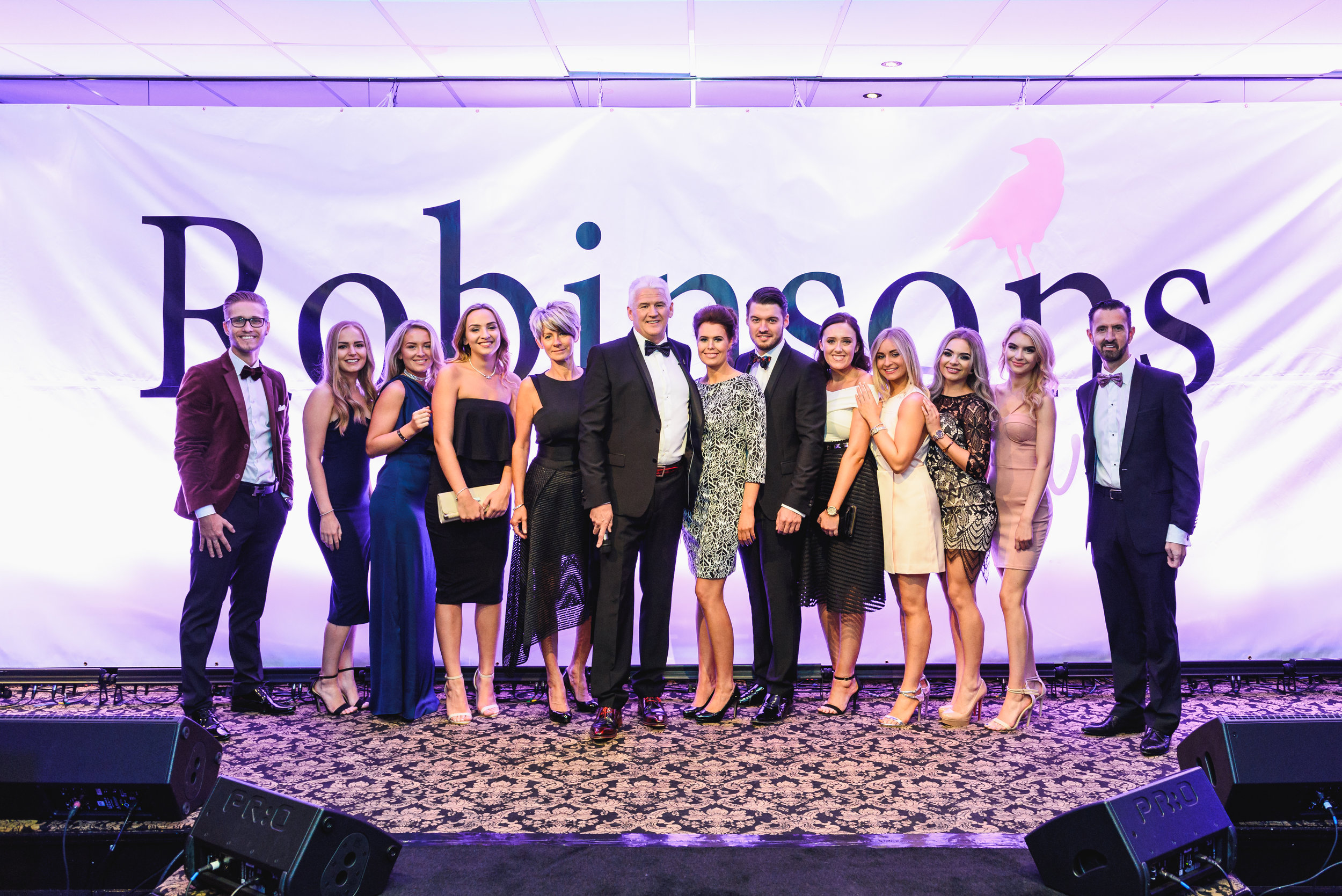 Robinsons of Bawtry Annual Charity Fashion Show  2016