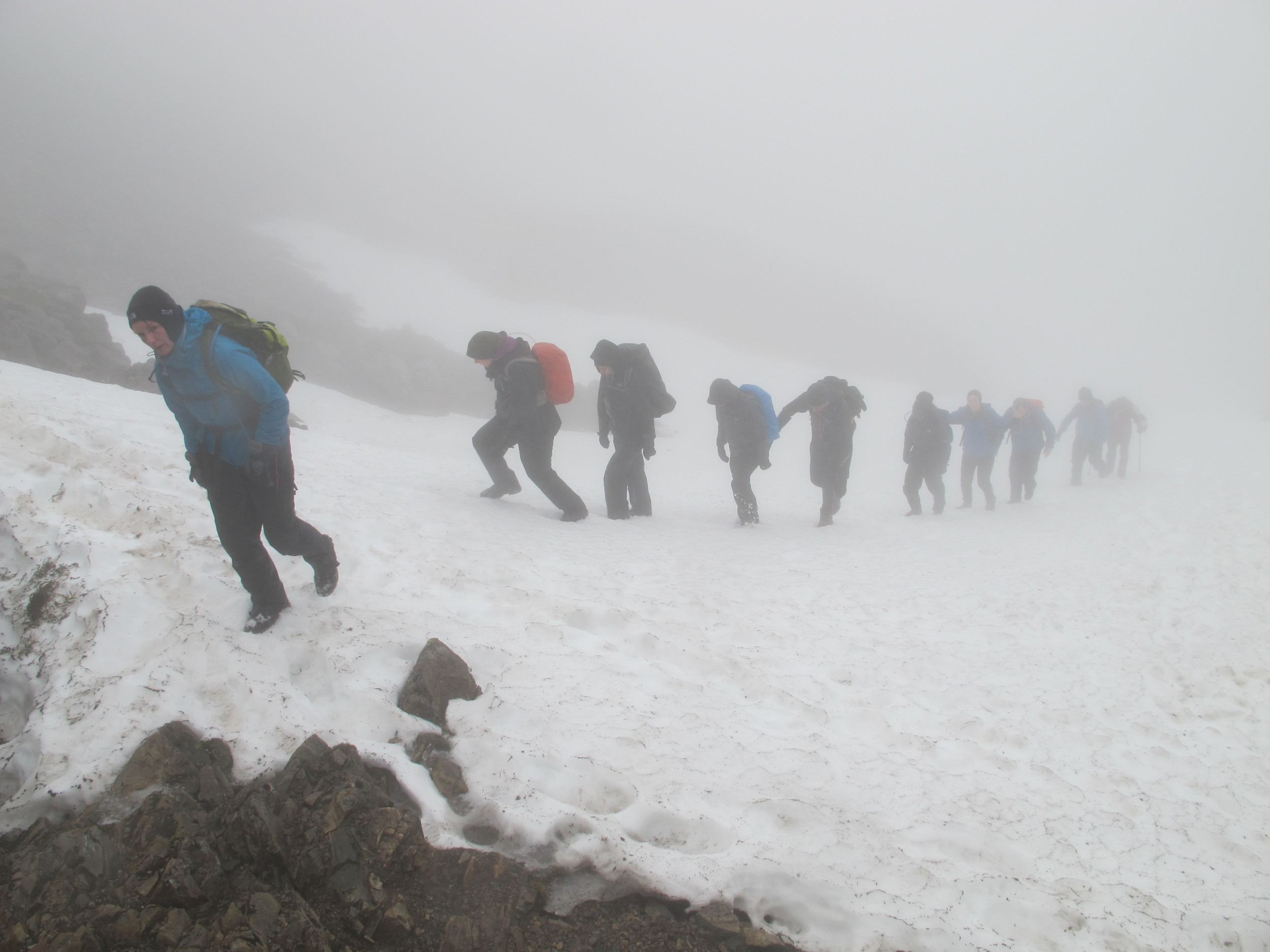 Scafell Pike May 2013