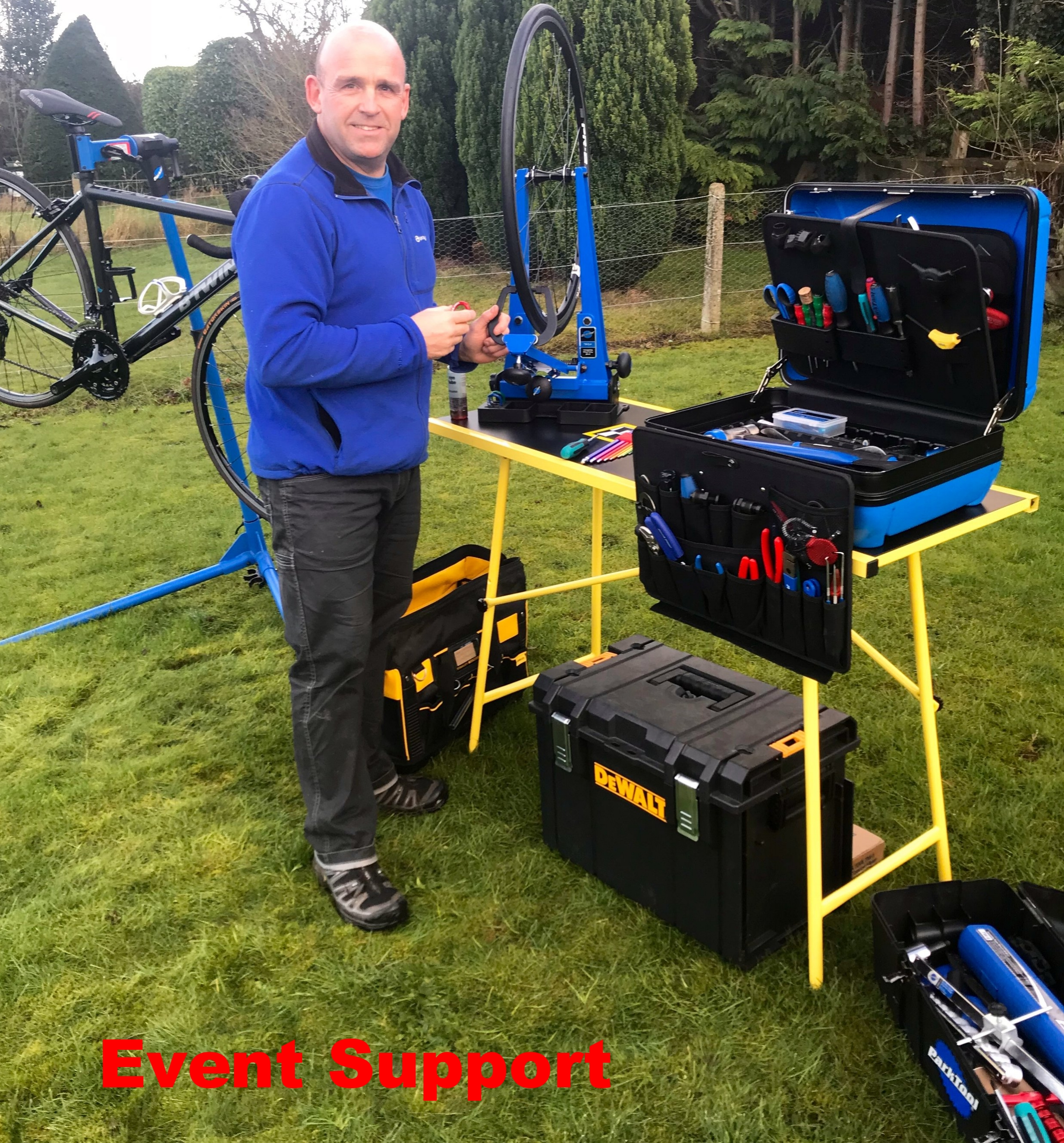 Imp Adventures provides support to numerous cycling events throughout the UK and further affield, offering - Logistics expertise, event planning, route reconnaissance, risk assessments, cycle guiding, professional staffing, first aid cover and qualified mechanical support. Contact Imp Adventures for further details.
