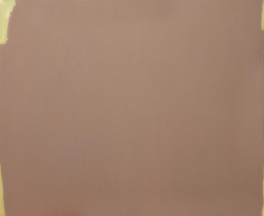 Rosado, oleo sobre lienzo, 90x110cms