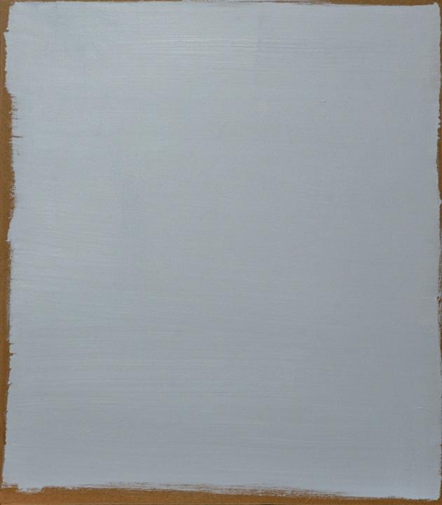 Gris 1, oleo sobre panel, 40x35cms