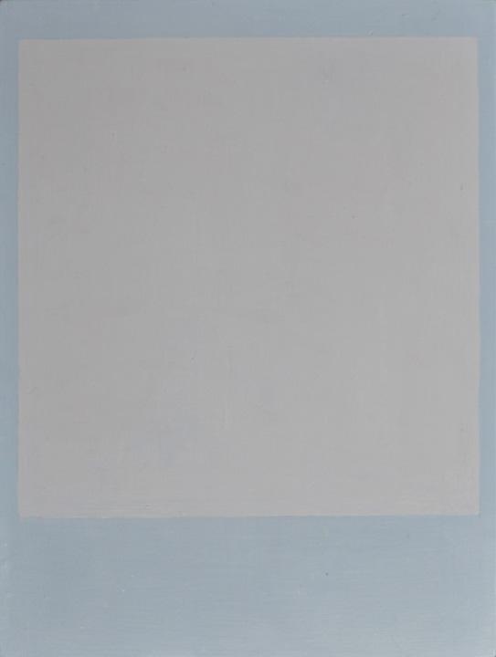 Cuadrado Imperfecto 2B, oleo sobre panel, 40x30cms