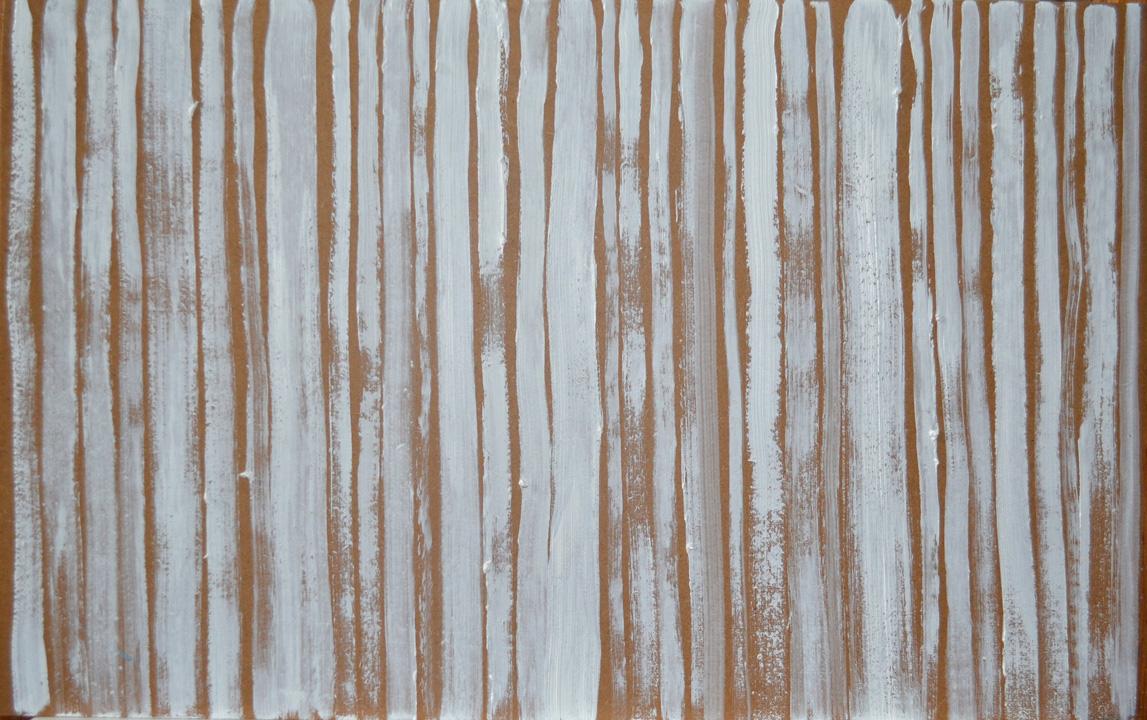 33 pinceladas, oleo sobre panel, 32x52cms