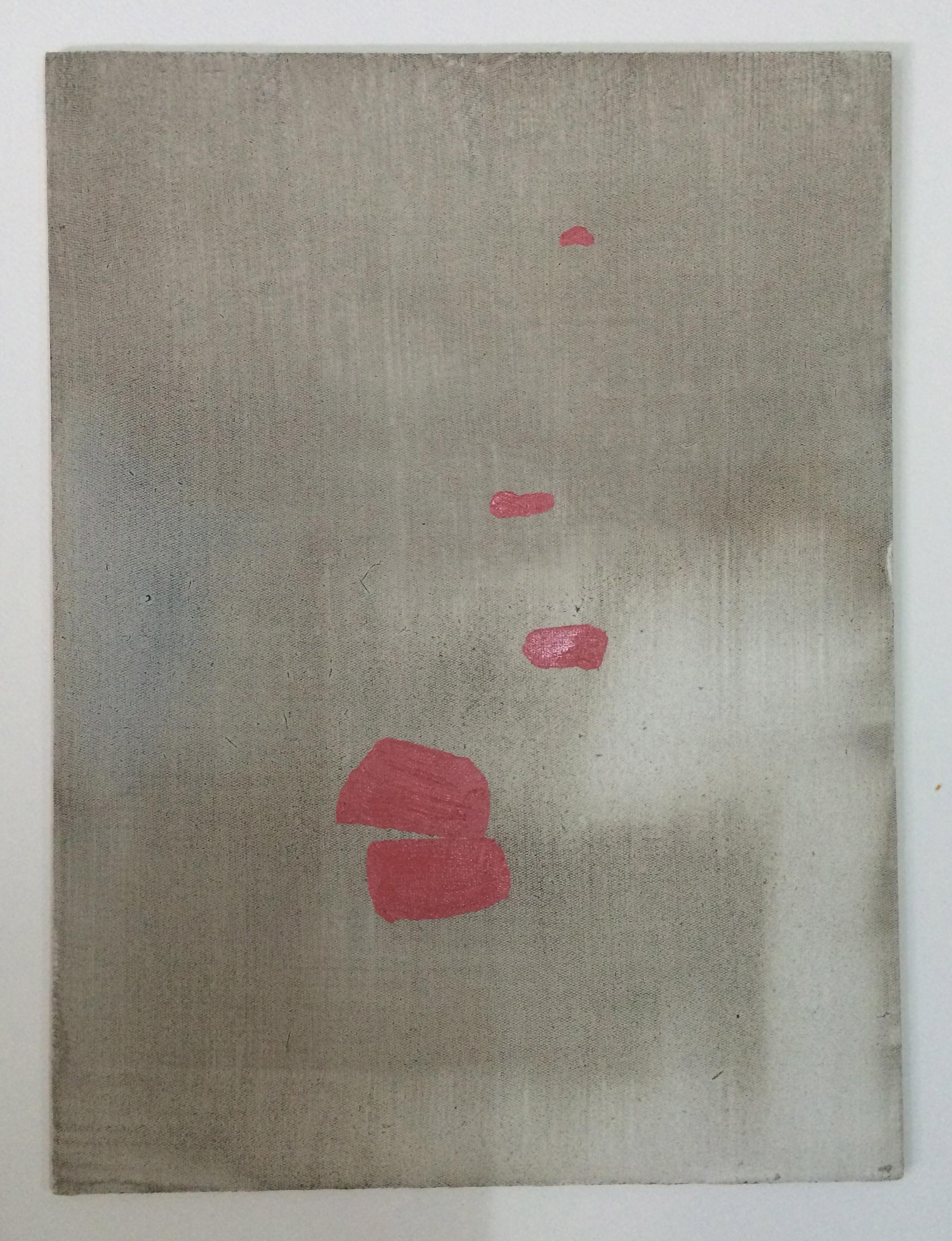 Unconscious 1, 40 x 30 cms, óleo sobre lienzo