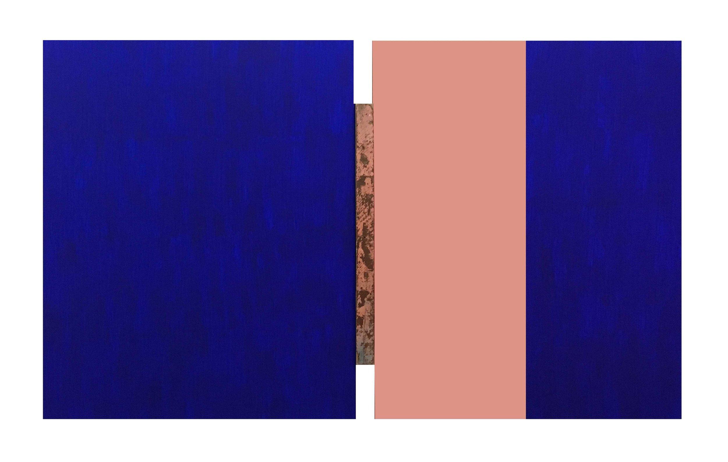 #18, 100 x 165 cms