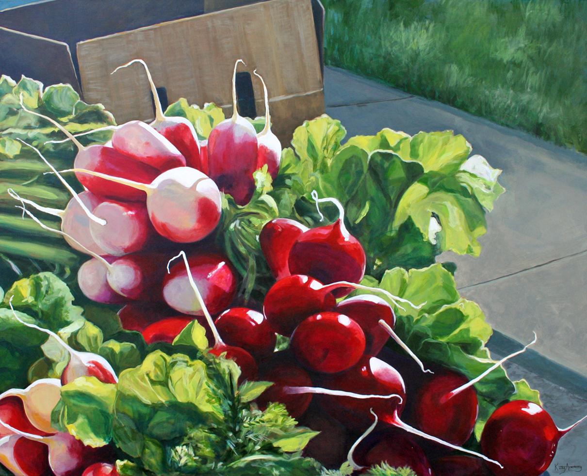 """""""Radish Harvest"""""""