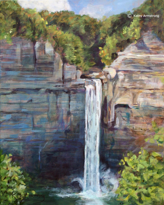 """""""Taughannock Falls"""""""