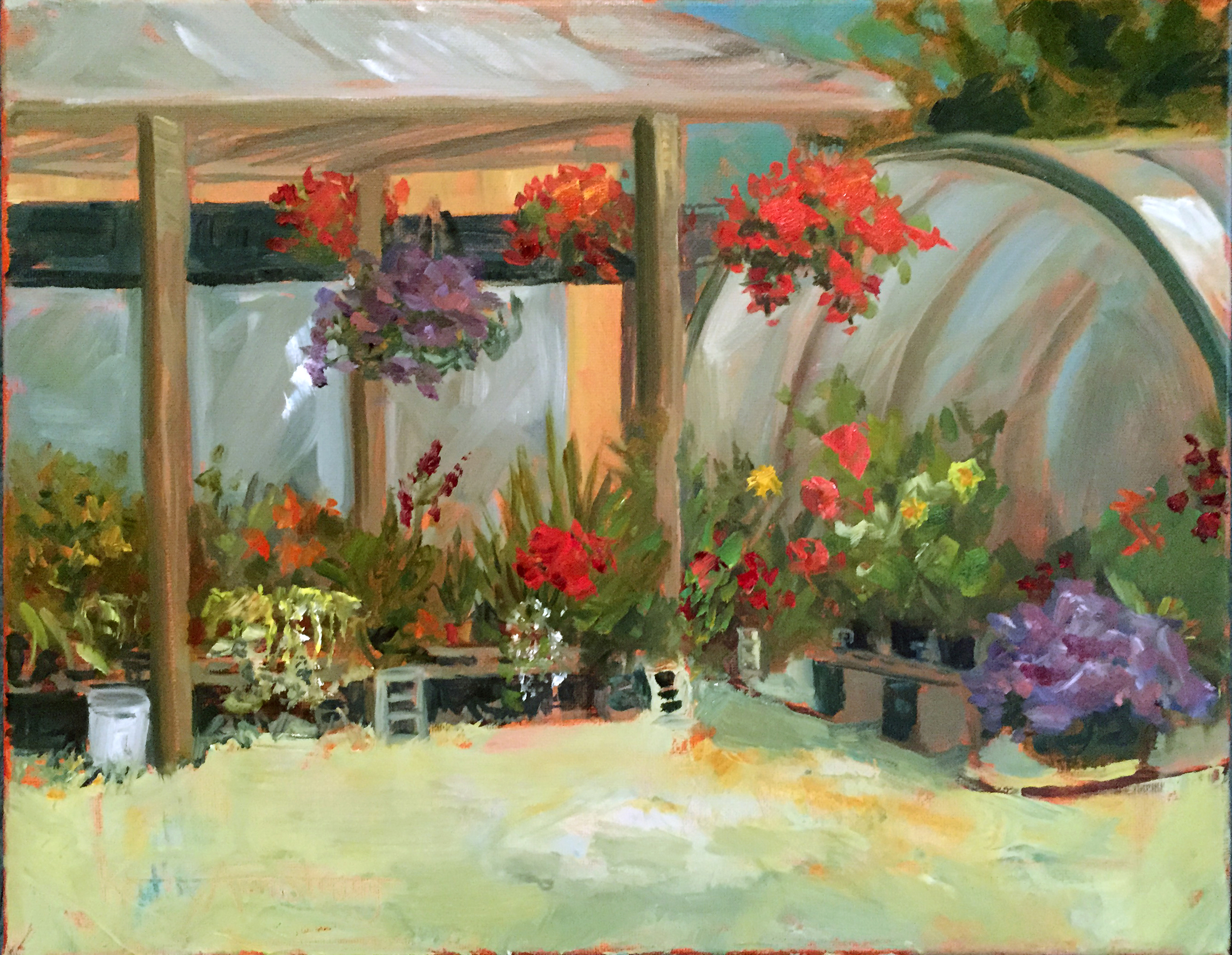 """The Greenhouse"""