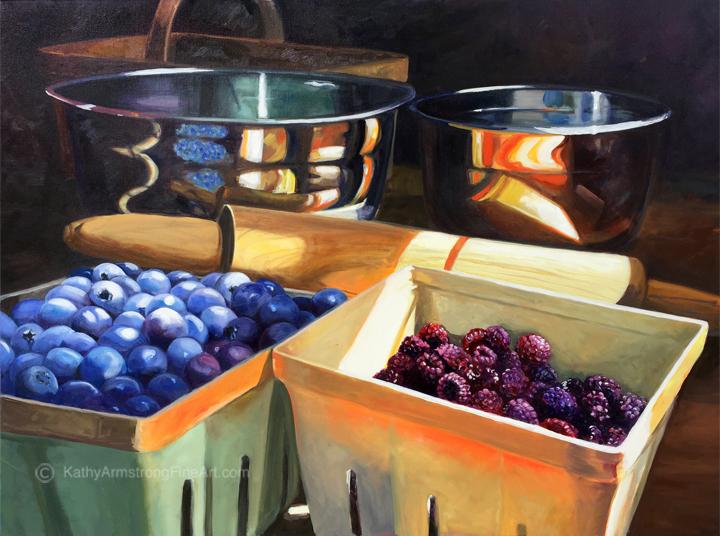 """Fresh Berries"""