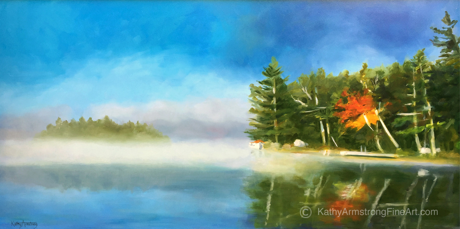 """Ethereal Morning"""