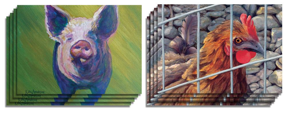Farm Animals - $12