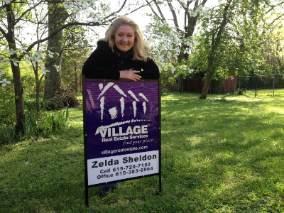 Zelda Sheldon loves rolling out the red carpet to give VIP experience to help clients be the savviest buyers and sellers in the market. Contact: Zelda@NashvilleRealEstateRockstars.com