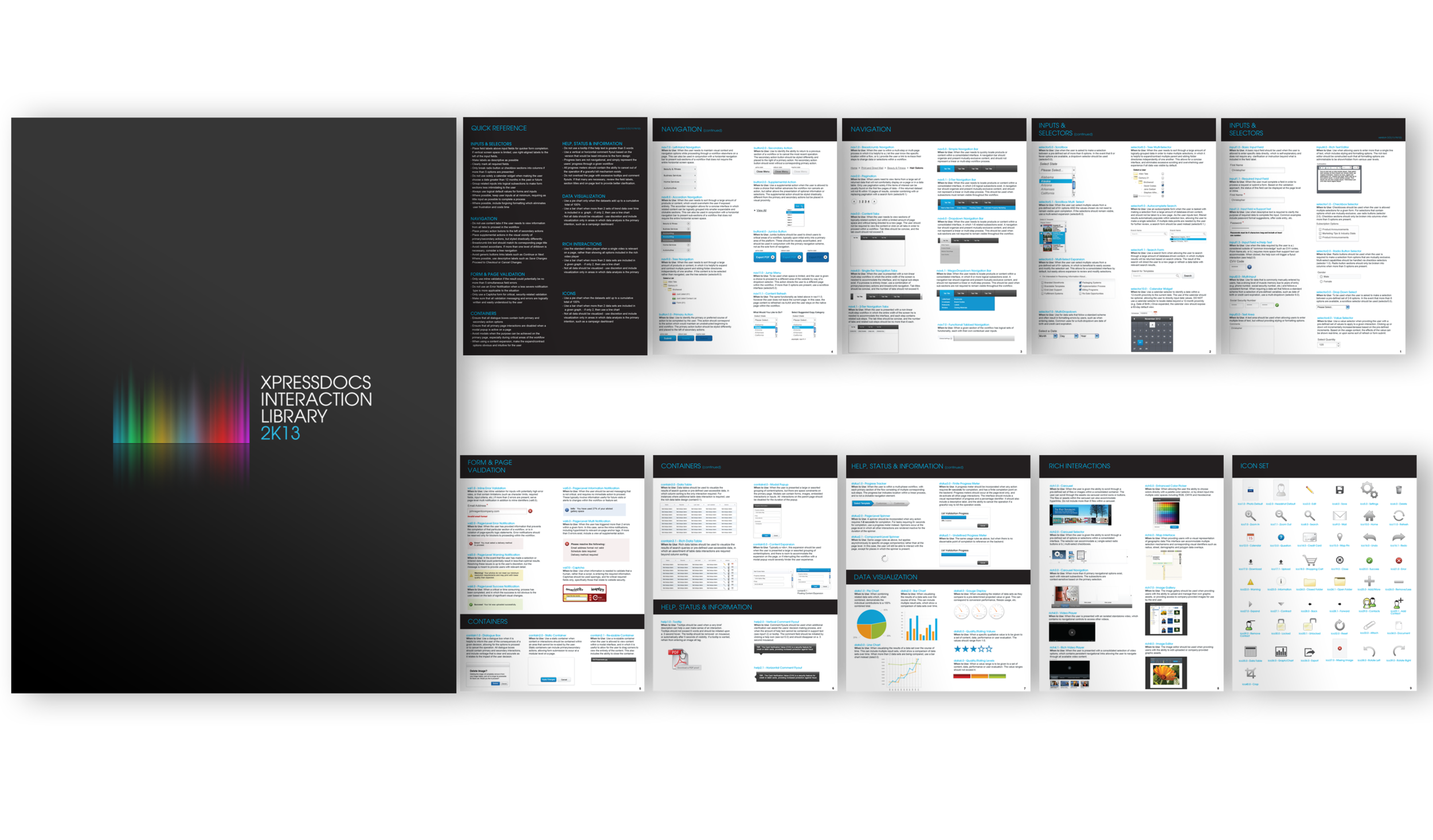 Interaction Guideline Documentation