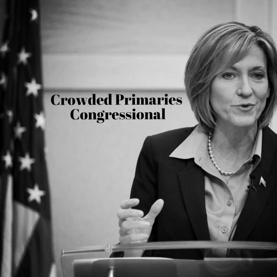 Crowded Primaries - Congressional