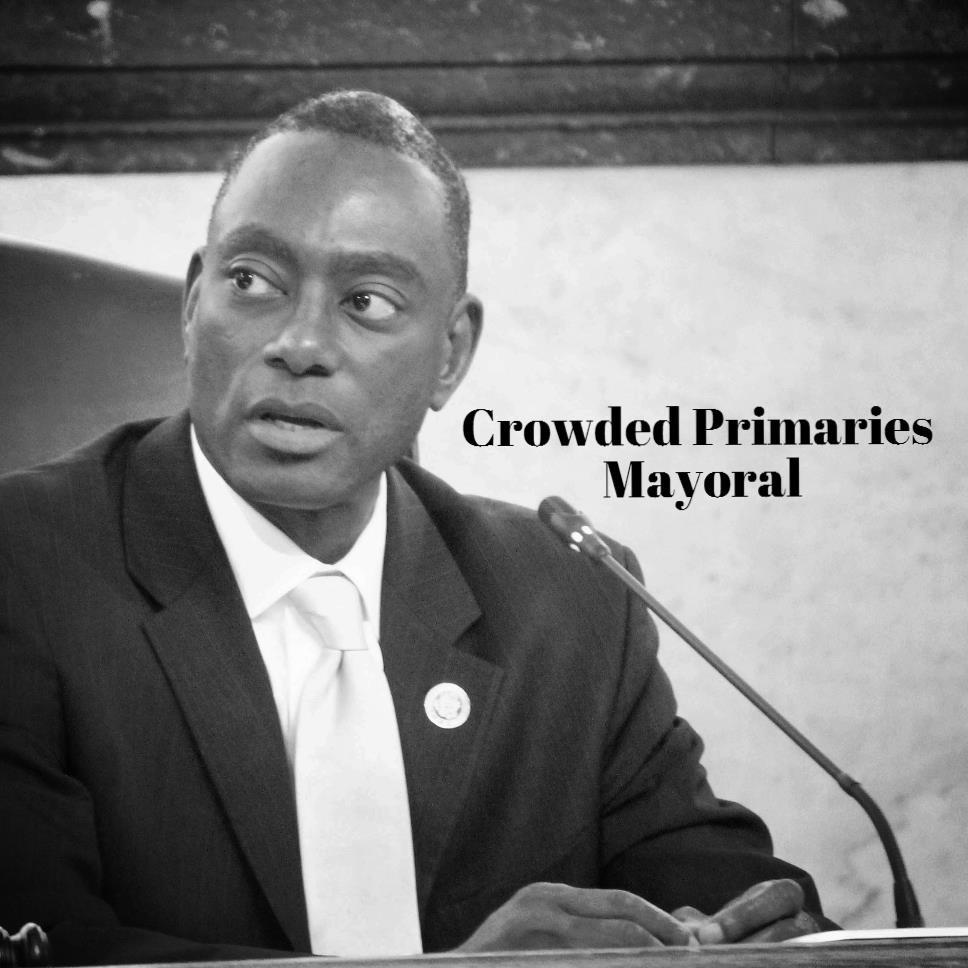 Crowded Primaries - Mayoral
