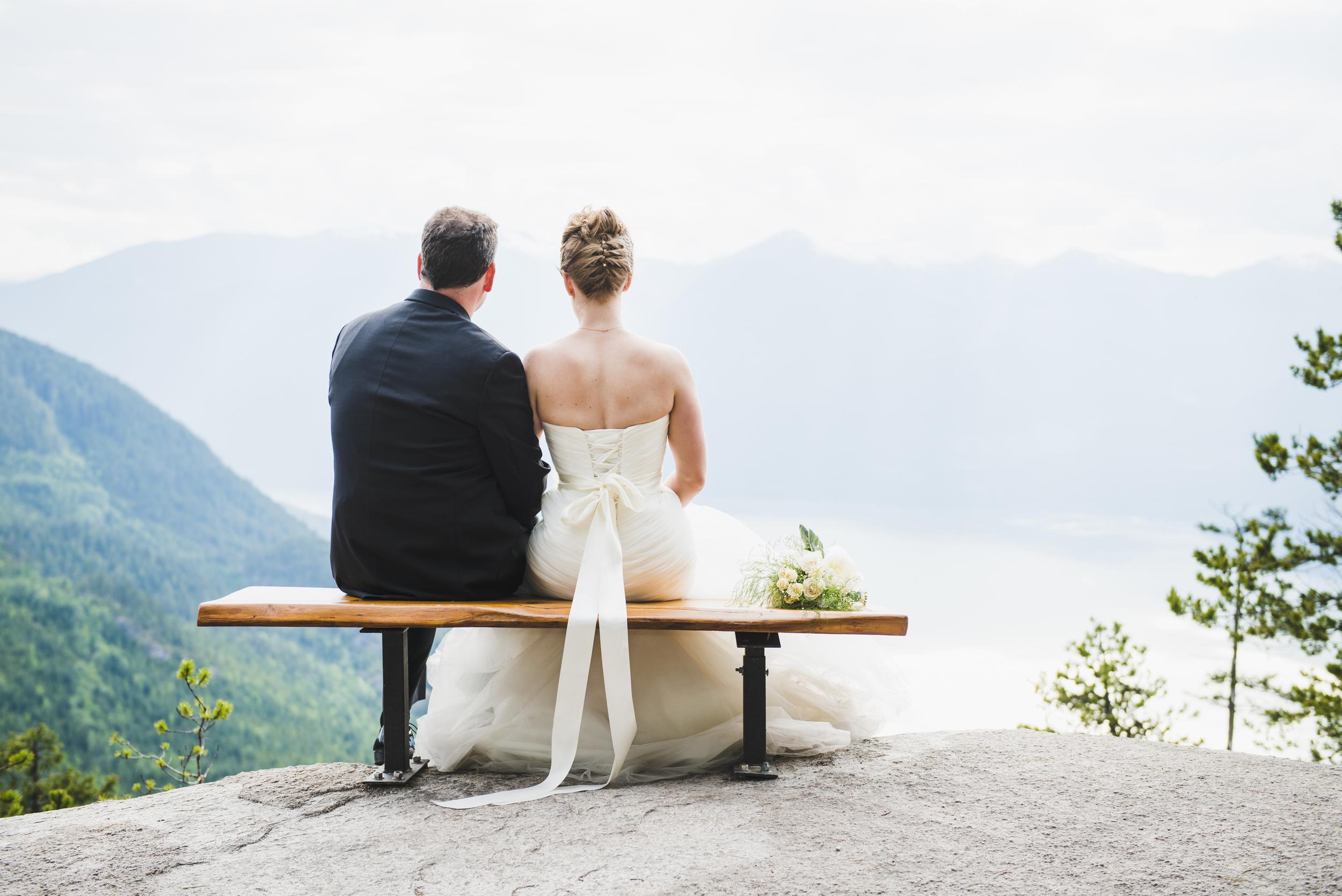 Sea to Sky Gondola, Wedding Photographer