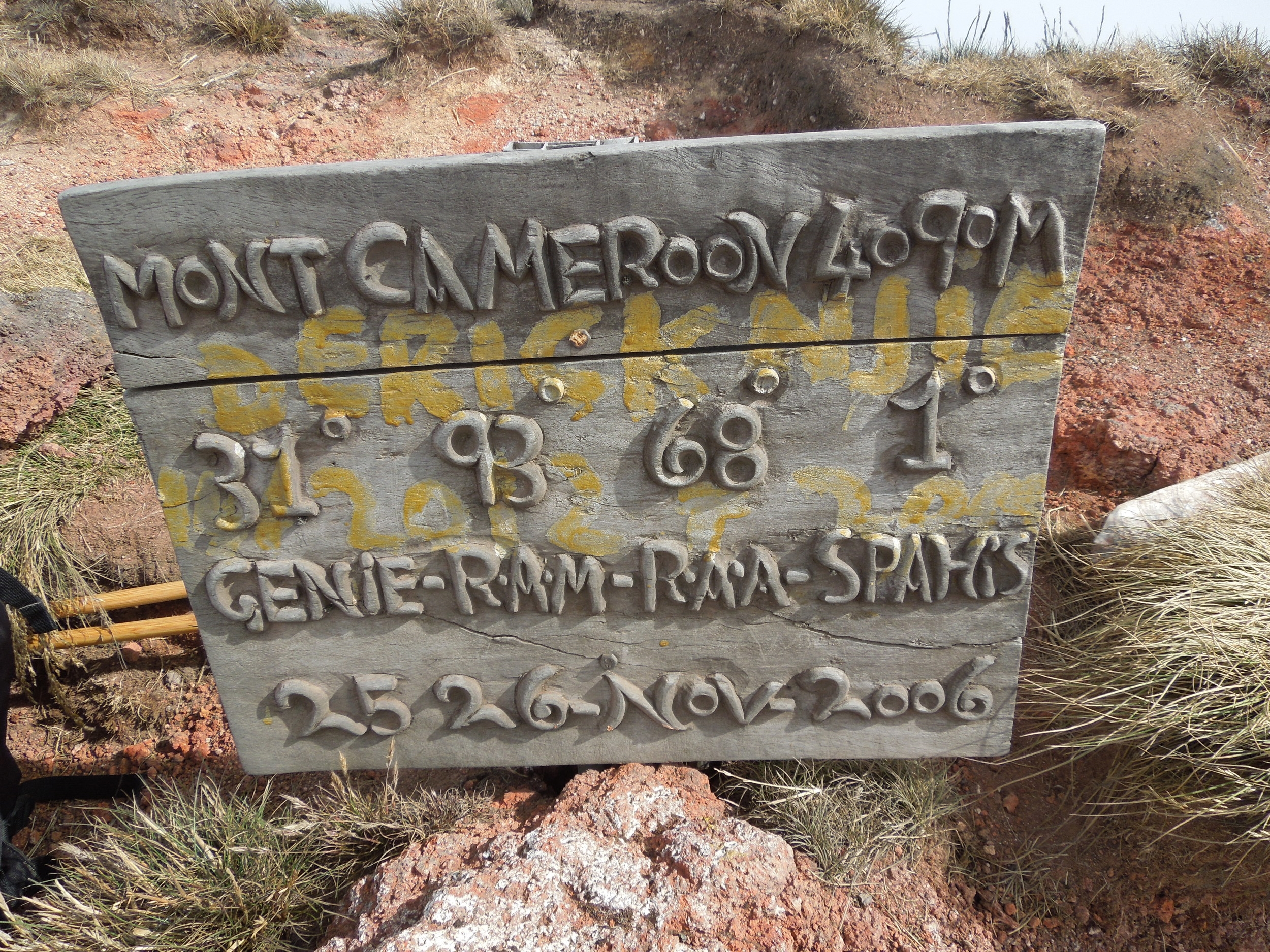 Mount Cameroon Hiki  ng Tours