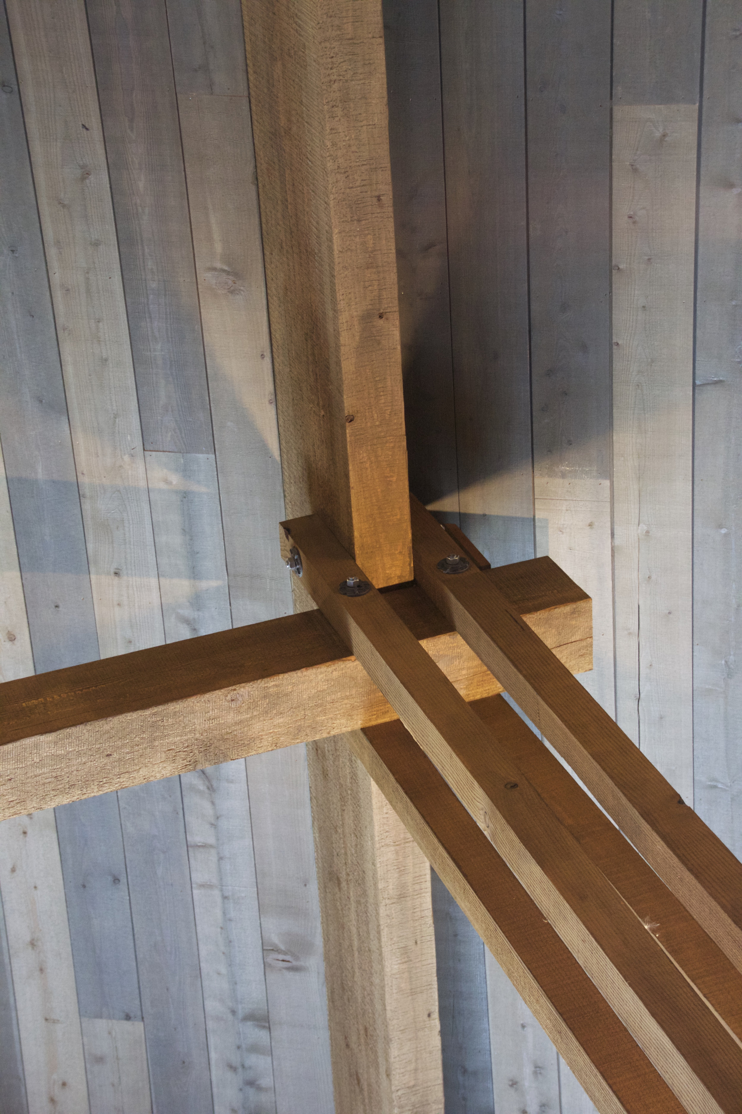 Wooden Interior Beams