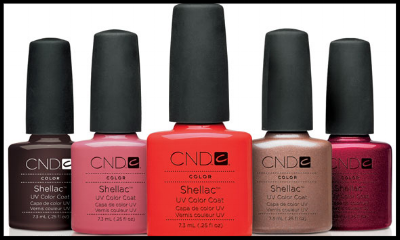 Shellac Manicure & Pedicure - If you love the look of a natural manicure or pedicure but get fustrated with how quickly the polish comes off, you will love this service! It's the latest in gel polish technology. It goes on just like a regular polish, then cures under a UV light for a natural look that dries completely in minutes and lasts a full two weeks. (requires professional removal)Manicure 45 min | $40 Pedicure 60 min | $50