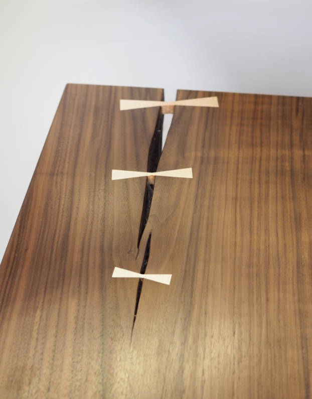 maple bowtie keys in walunt table.jpg