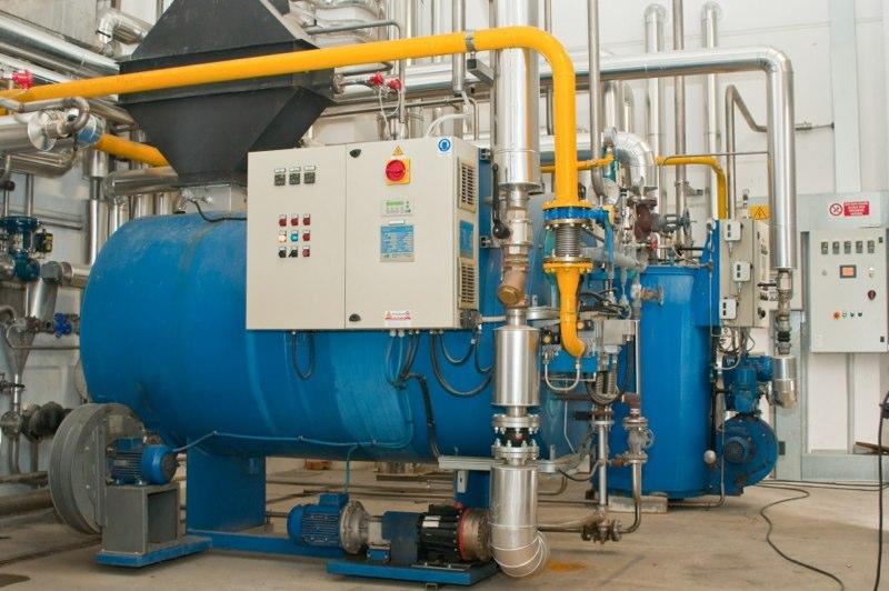 Generatore di vapore B&W