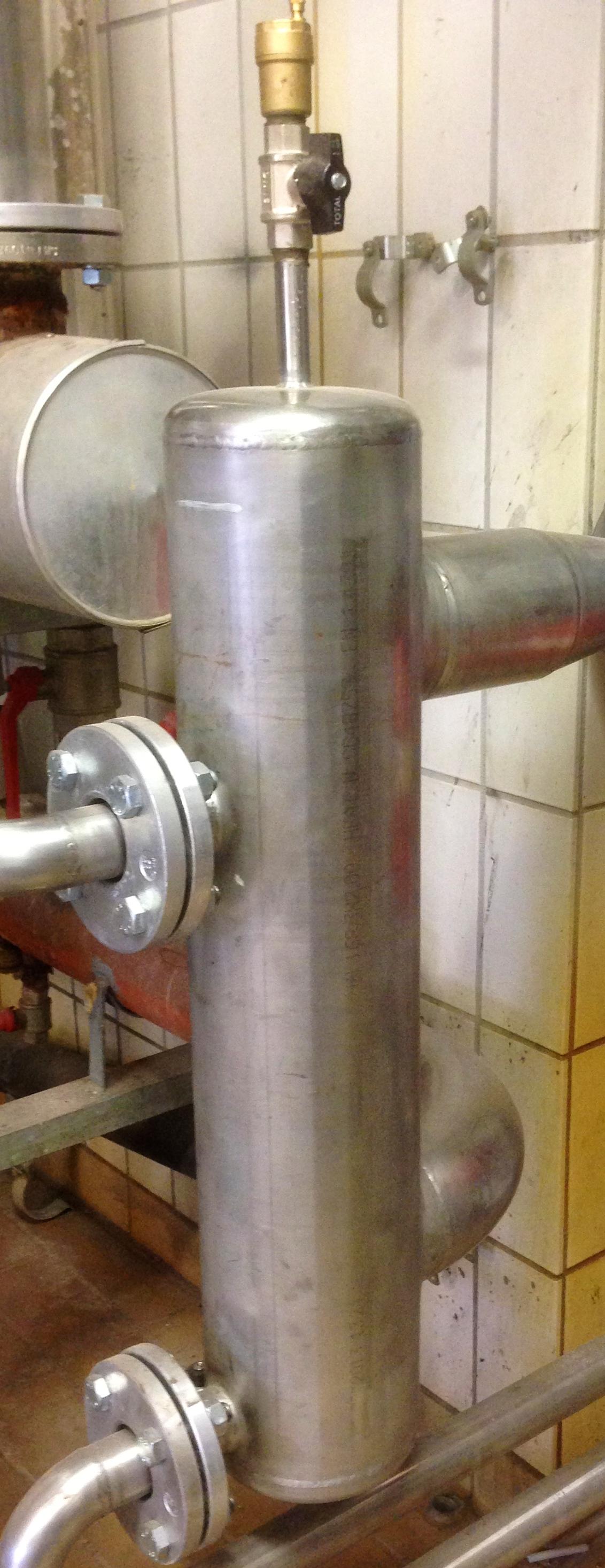 Compensatore idraulico