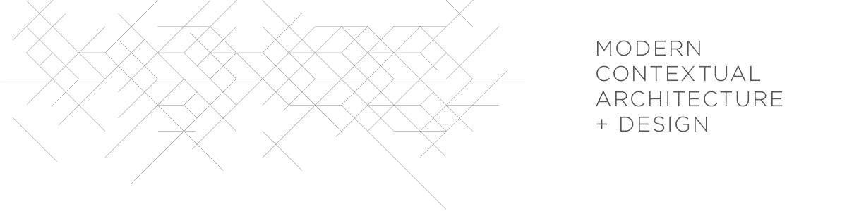 Modern Contextual Architecture + Design