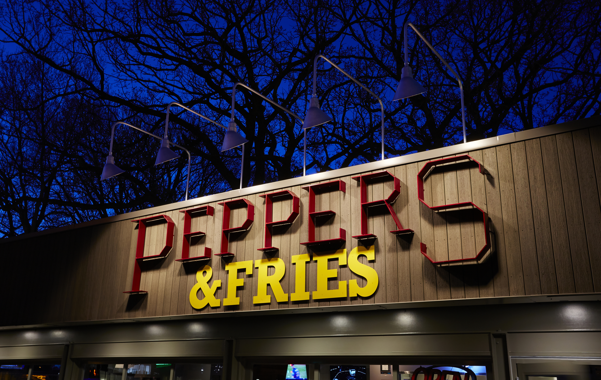 PEPPERS & FRIES RESTAURANT