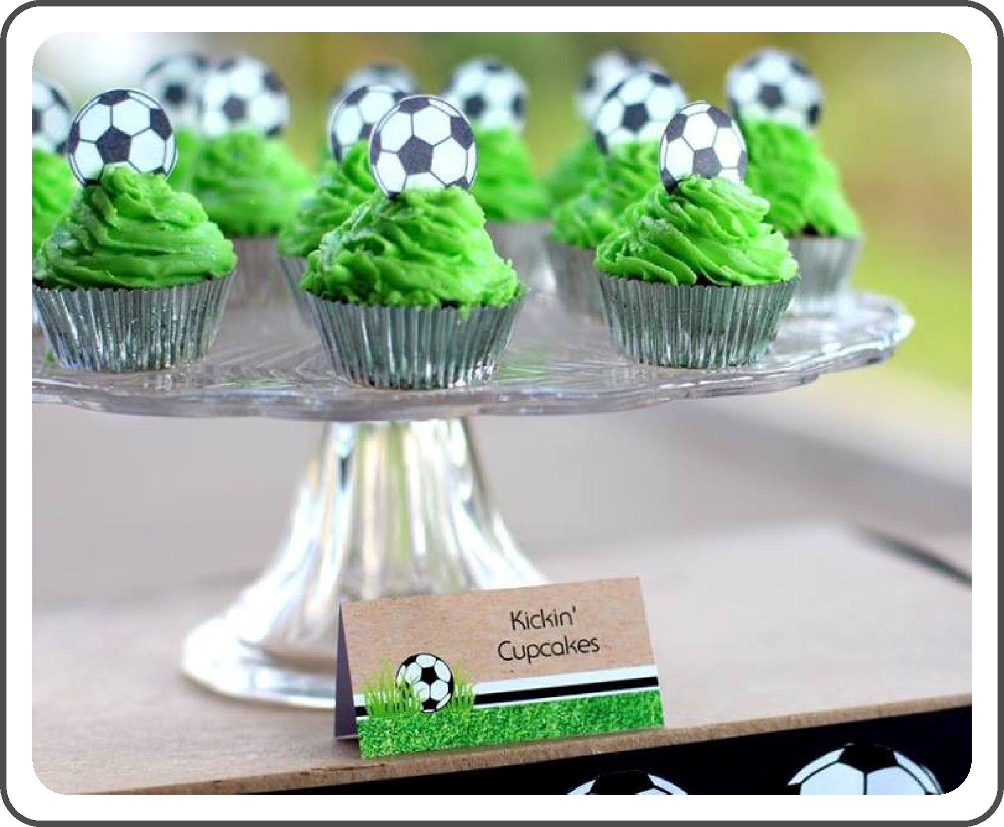Football Party Decorations 1