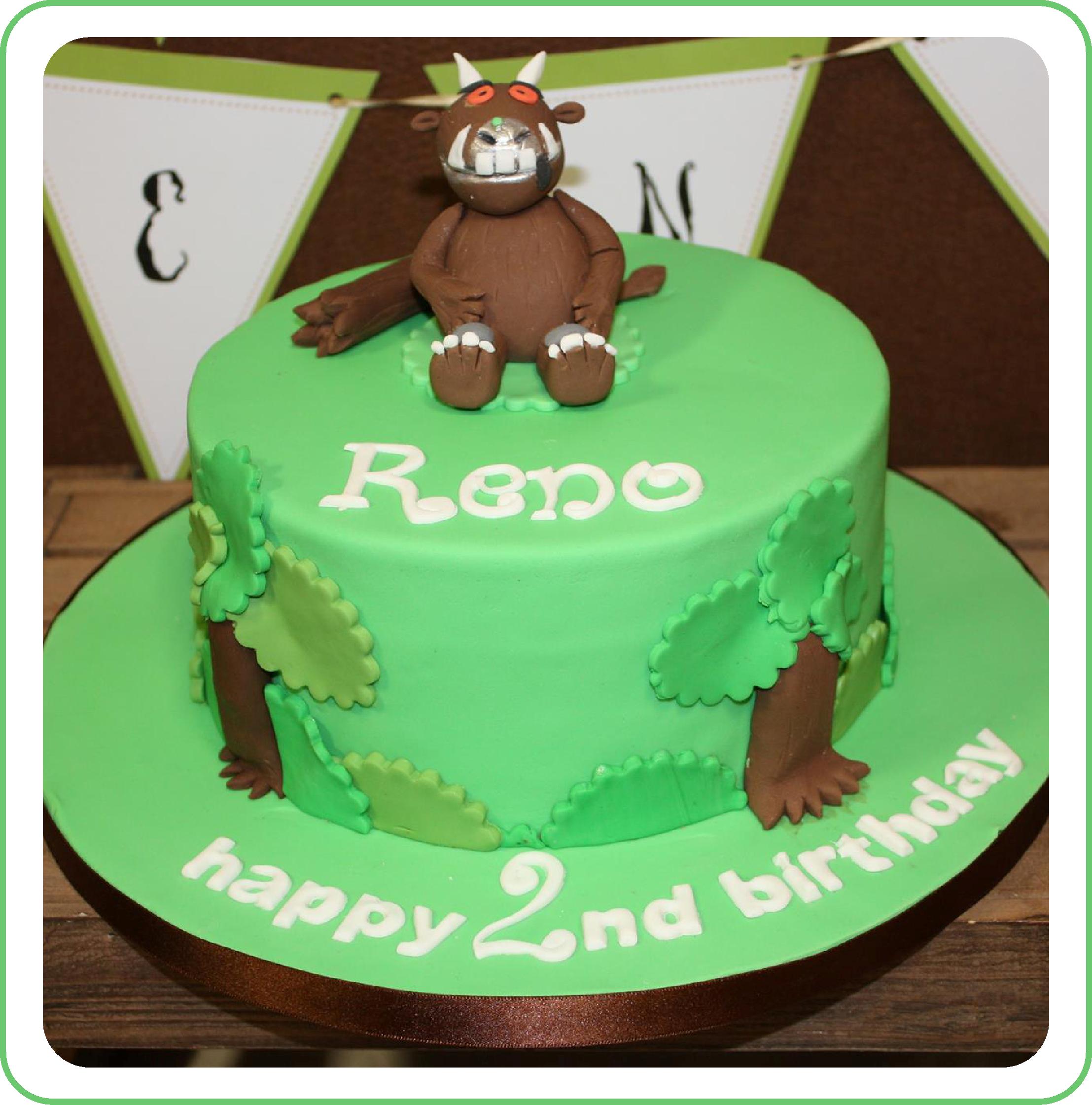 Gruffal Birthday Cake.png