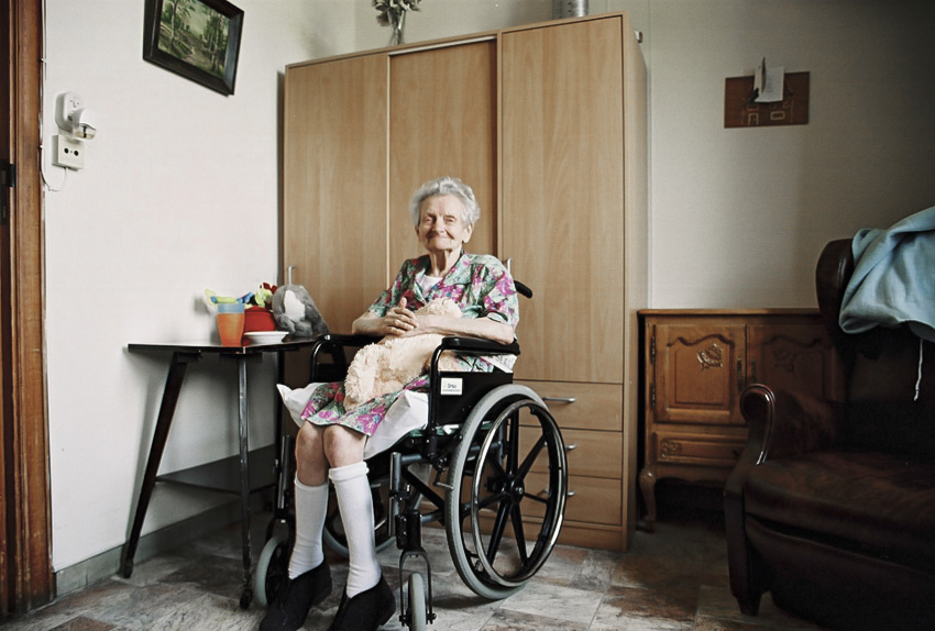 psychiatry Sisters Passionisten, Tienen 2004, 9