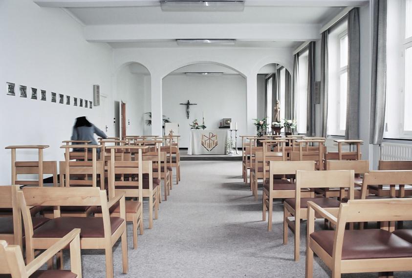 psychiatry Sisters Passionisten, Tienen 2004, 12