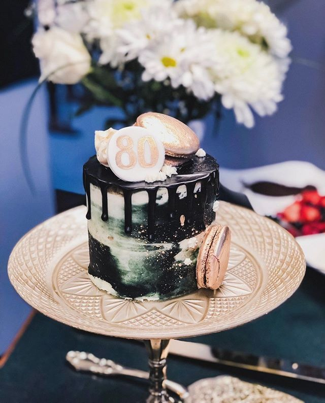 We had so much fun designing this cake with @mclainsmarketlawrence! We cannot thank them enough for all the sweet treats they bake for us.🤩  #mclainsmarket #birthdaycake #cakecakecake #fashionedevents #celebrateinstyle #macarons #eventplanner #birthdayparty #lawrenceks #kansascity #KCKS #KCMO #inhomeentertaining