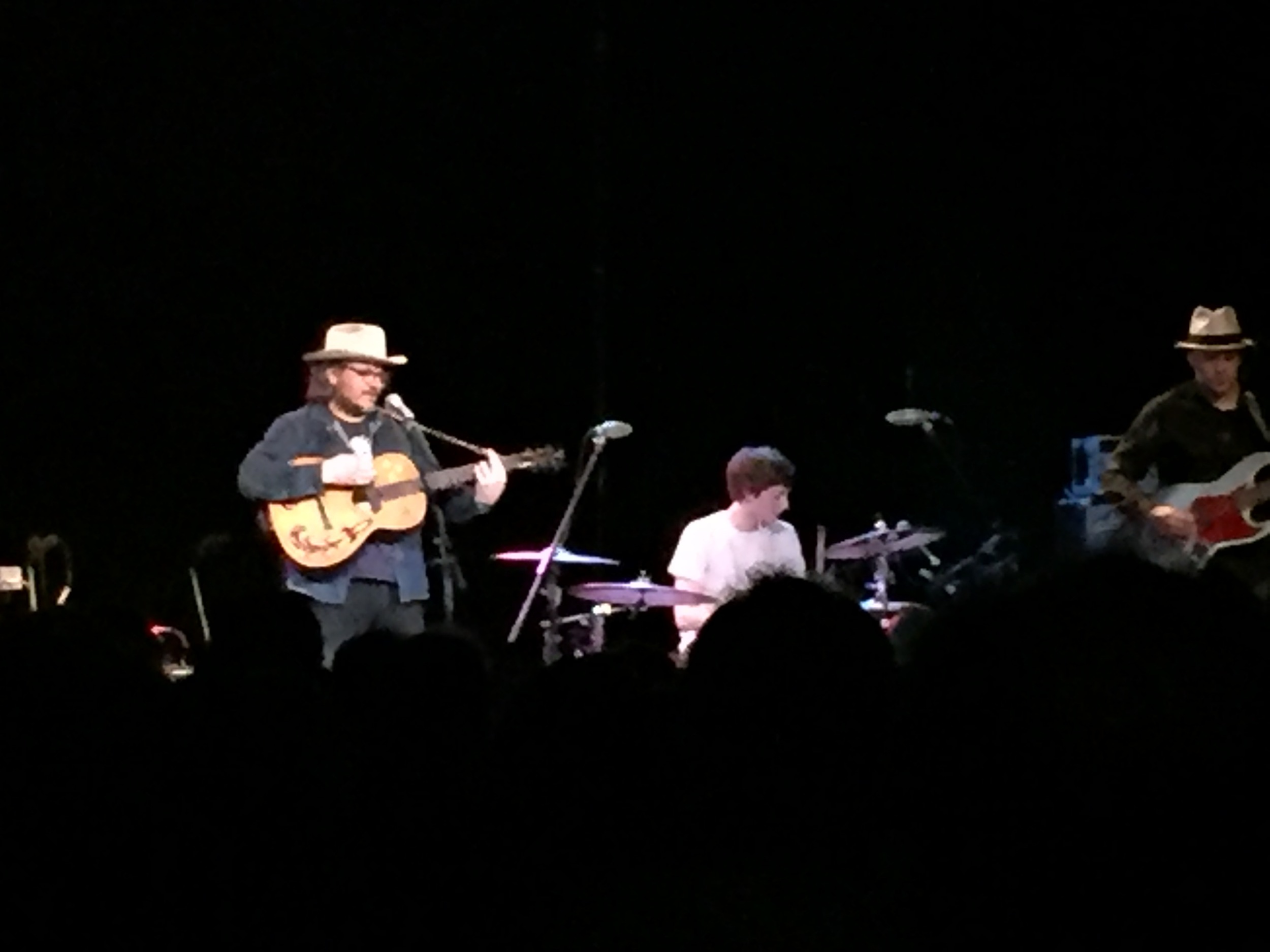 Tweedy at the Factory Theatre