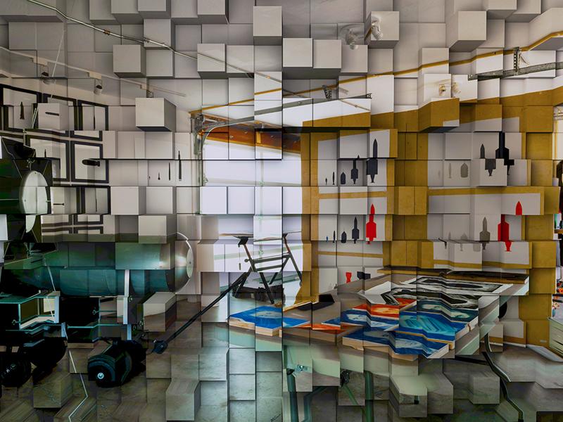 Stephen Whisler's Studio