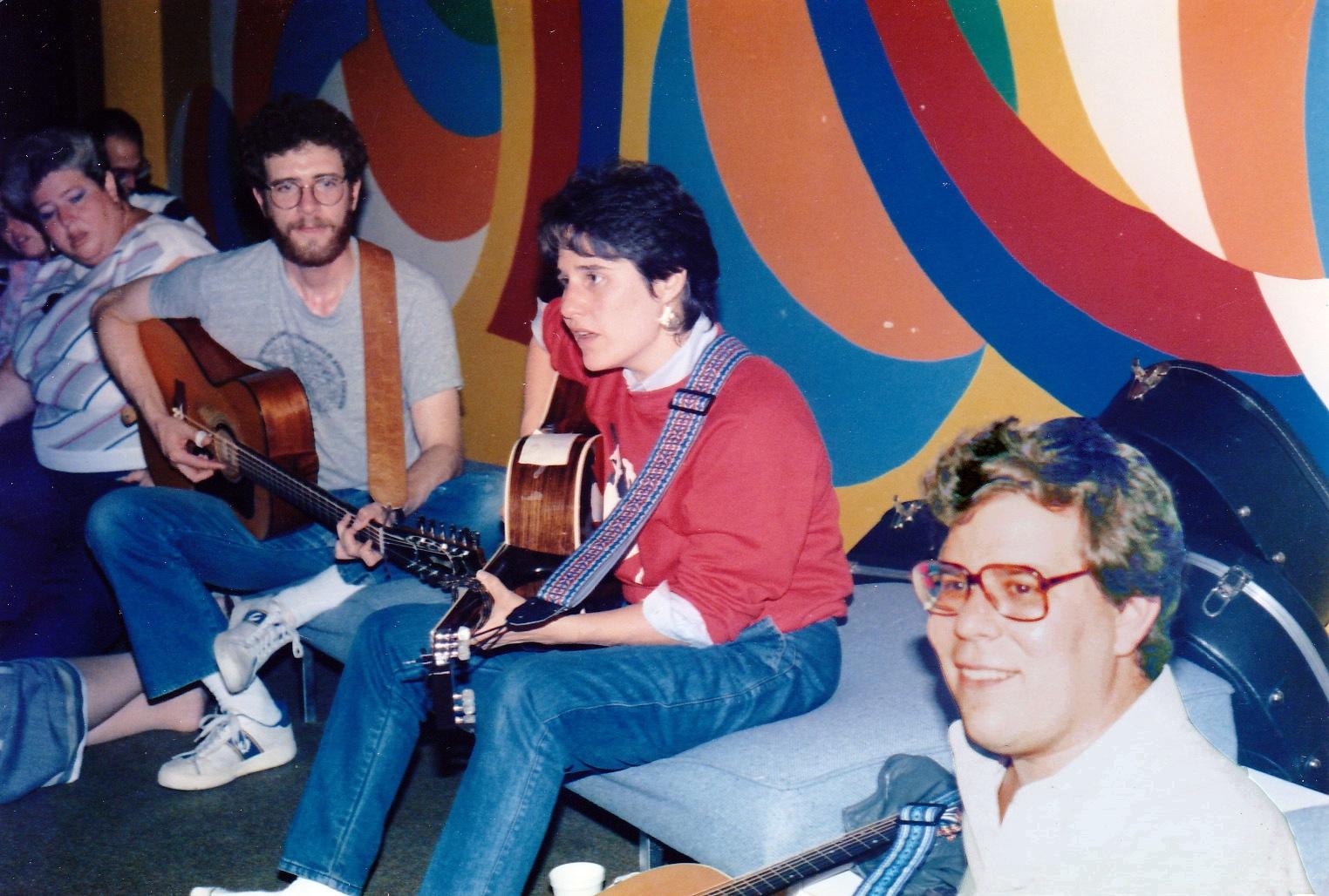 With Kol B'seder: Cantor Jeff Klepper and Rabbi Dan Freelander