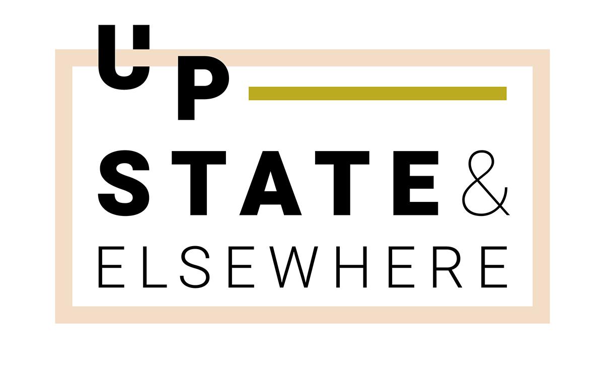 Upstate & Elsewhere |  Branding