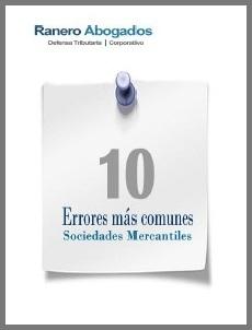 Los 10 Errores más comunes