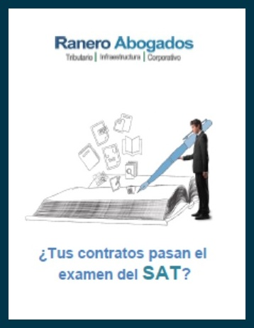 Analisis de contratos por el SAT