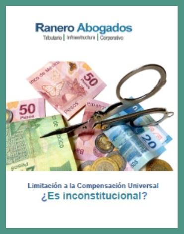 Inconstitucionalidad de la Compensación Universal
