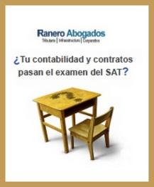 Tu contabilidad y contratos pasan el examen del SAT