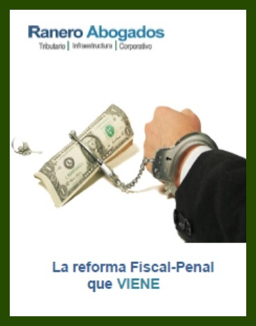 La reforma fiscal penal 2019