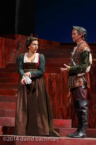 Act II Otello- Pittsburgh Opera